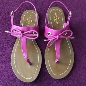 Kate Spade T- Strap sandals